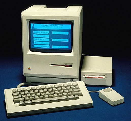 a history of computers in the us