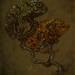 Autumn Chameleons (first sketch)