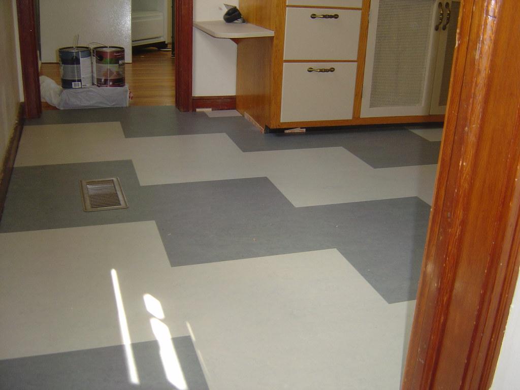 By Neenernae New Marmoleum Kitchen Floor! | By Neenernae