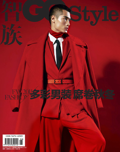 KAIZFENG FASHION - GQ Style China FW 2011 cover story | by KAI Z FENG