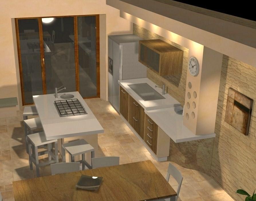 Caminetti In Cucina Moderna : Progettazione cucina moderna grifo caminetti flickr