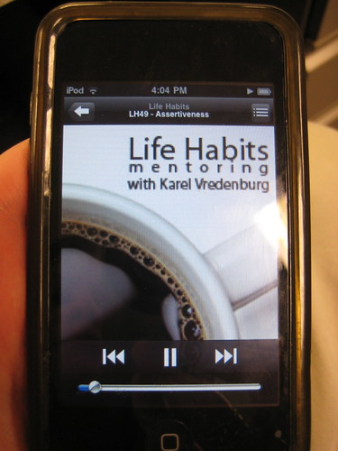 Life Habits mentoring podcast | by lisalivingwell