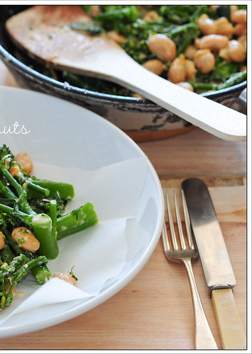 broccolini & pine nuts3 | by jules:stonesoup