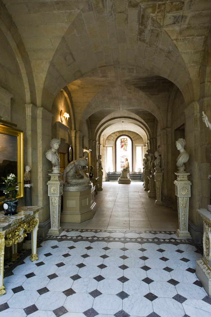 Castle Howard Garden Room