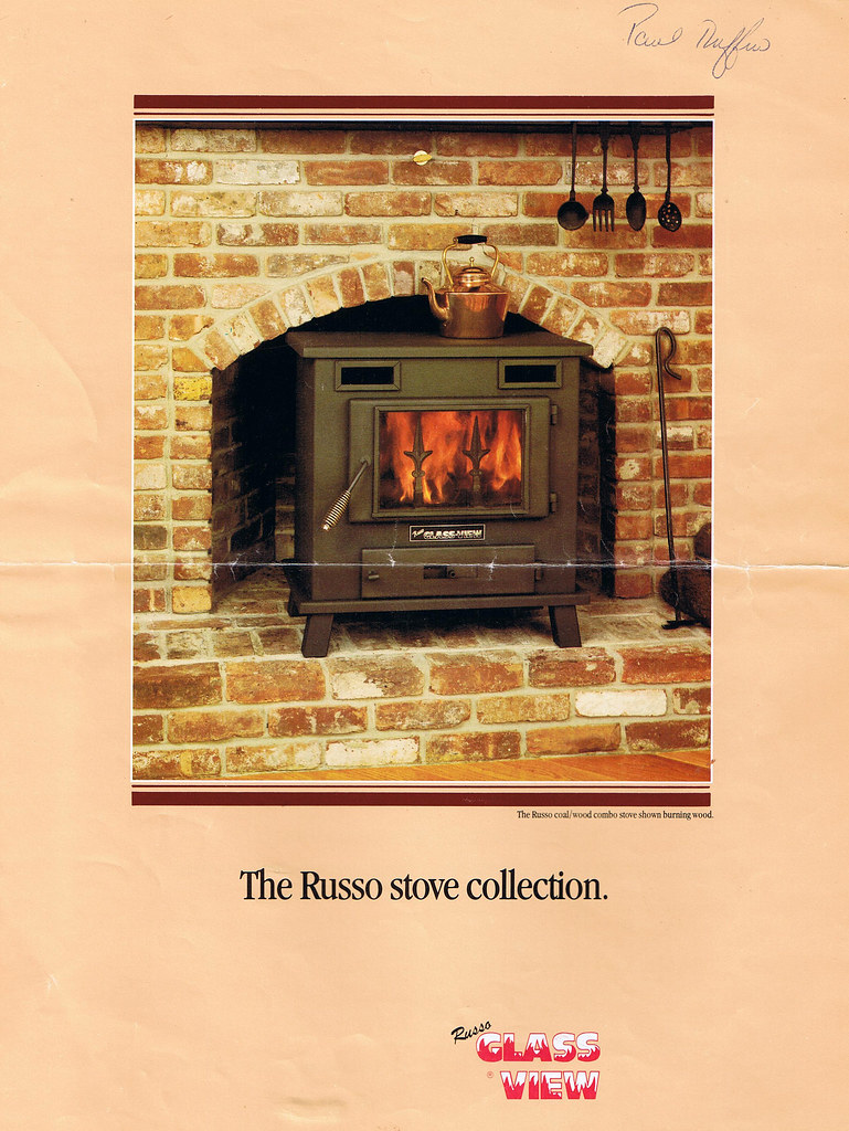 ... Russo Wood Stove #1 C/W For Sale | by towert7 - Russo Wood Stove #1 C/W For Sale Russo Wood Stove Model #1… Flickr