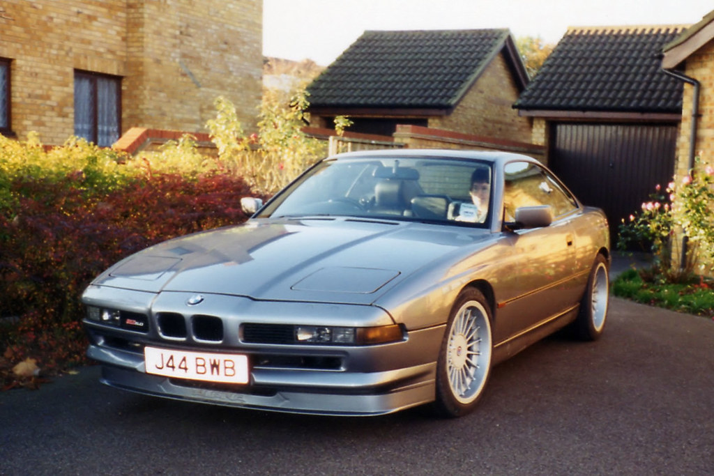 bmw 850 alpina b12 v12 1991 4988cc j44bwb this is
