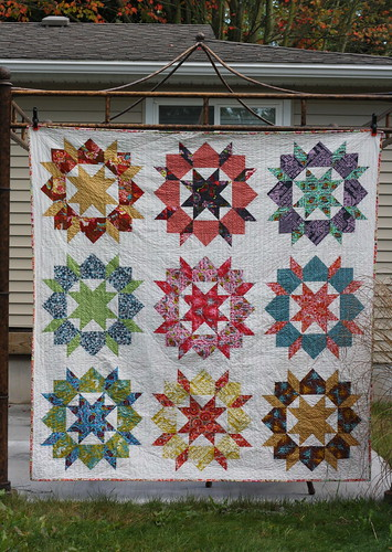 Swoon Quilt | by twinfibers