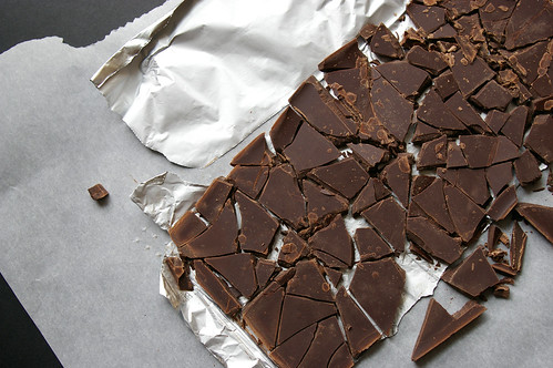 Smashed chocolate | by Patent and the Pantry