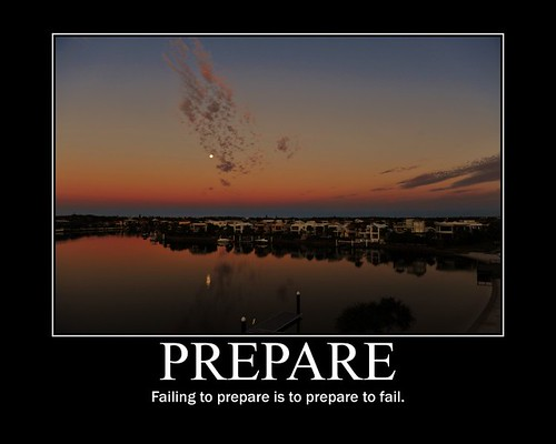 Prepare. to Fail......... | by thinboyfatter