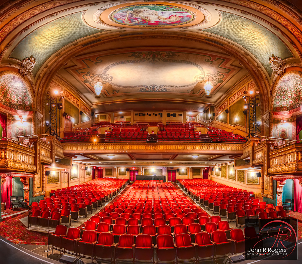 Paramount Theatre Austin Texas I Recently Did Some
