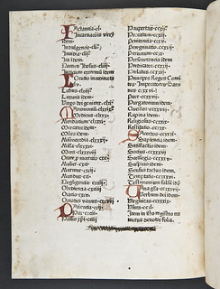 Deleted incription in Gobius, Johannes (junior): Scala coeli | by University of Glasgow Library