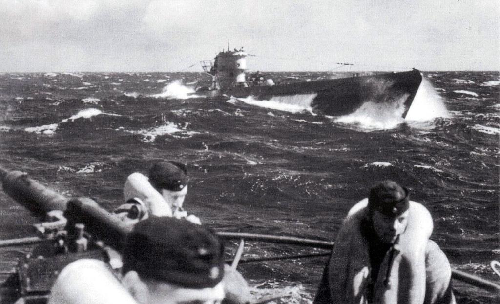 все фильмы про подводные лодки во время войны