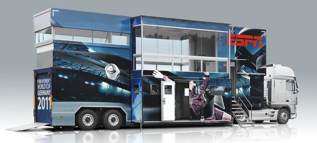 Mobile Media Amp Entertainment Facilities Espn Big Blue
