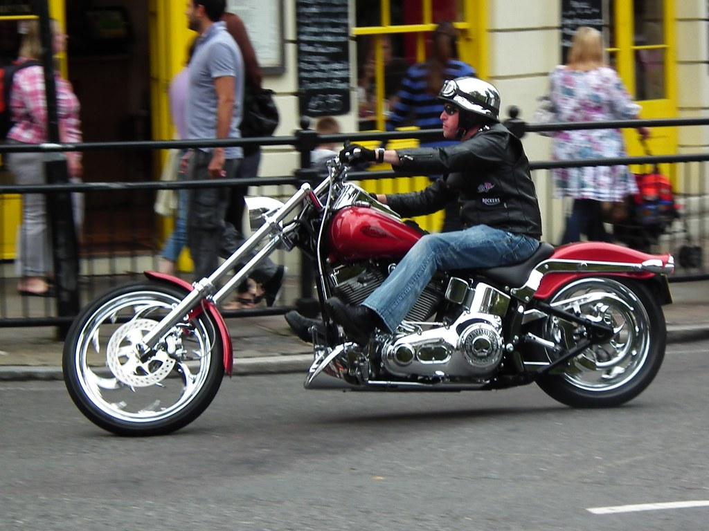 Harley Davidson Fxsti For Sale