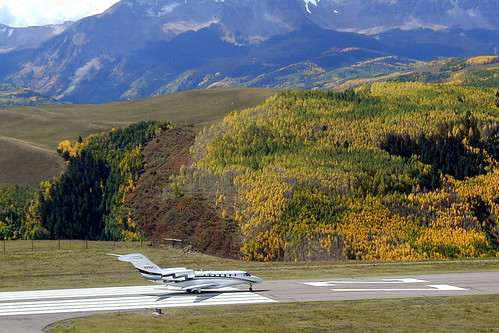 Citation X N888EJ at Telluride/TEX | by chrisjake1