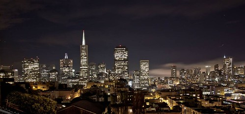San Francisco Skyline | by Stew_Bayarea