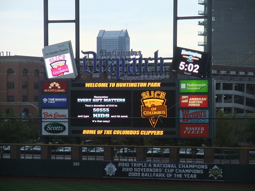 A Slice of Columbus 2011 at Huntington Park | by swampkitty