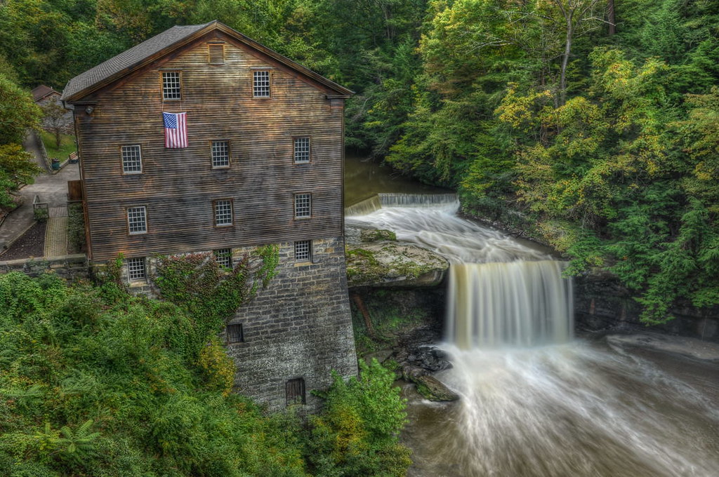 Lanterman S Mill One Of Mahoning County S Most Historic