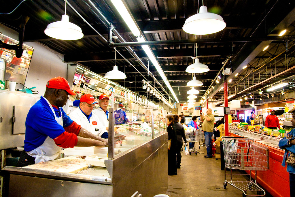 Wholey Food Market