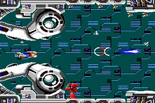 R-Type (SMS) | by SEGA of America