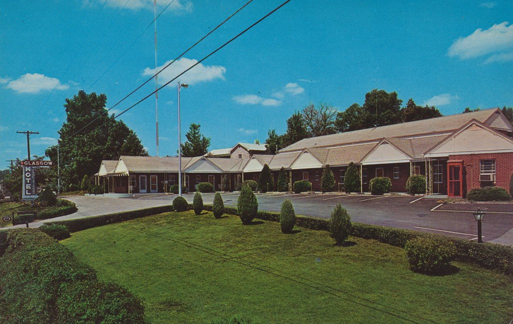 Glasgow Motel - Glasgow, Kentucky