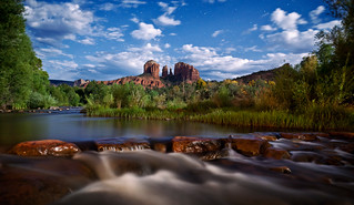 Sedona Full Moon Postcard | by dustinfarrell