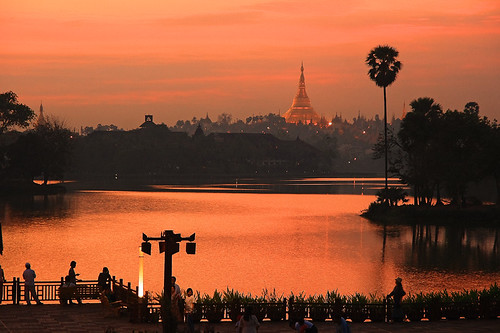 Goodbye Yangon | by background_62