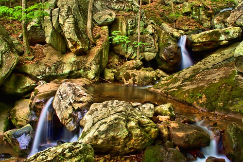Small Falls and Pool | by nss12166