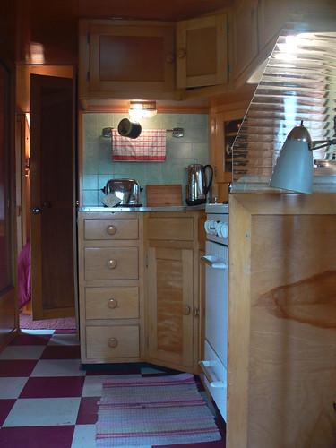 Travel Trailer Kitchen Cabinets