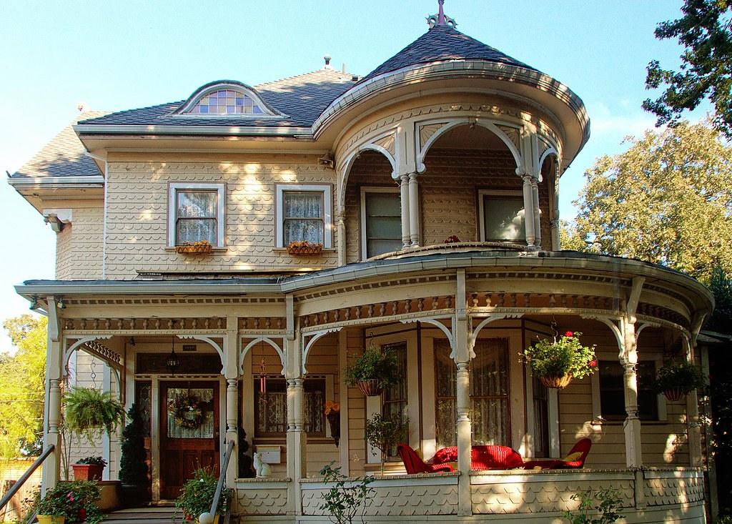Levy House 1893 Stockton Ca 1120 N San Joaquin