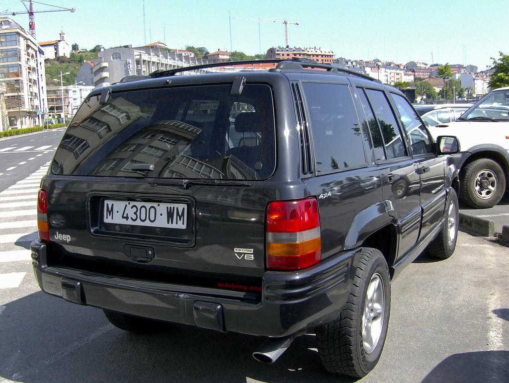 1998 Jeep Grand Cherokee Limited Lx 59 V8 Fiattipoelite Flickr Laredo By