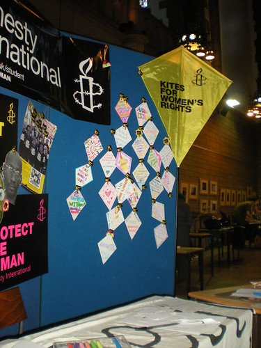 Kites for Women's Rights | by Glasgow University Amnesty