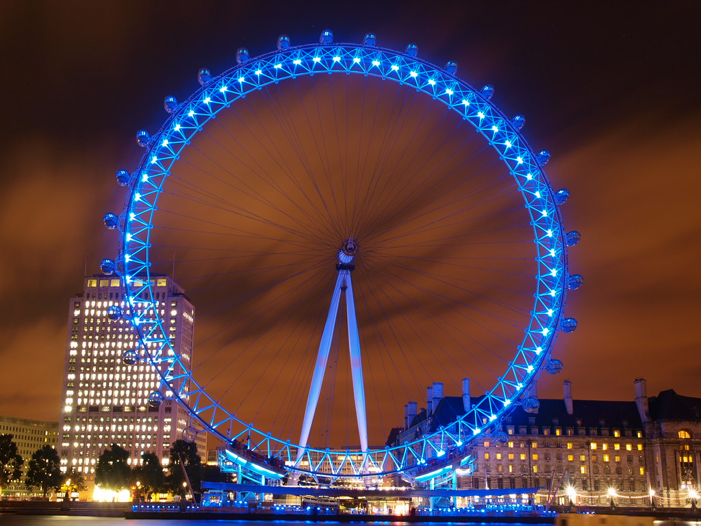london eye ferris wheel by calgary reviews