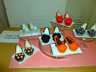 High Heel Cupcakes | by nichellestephens
