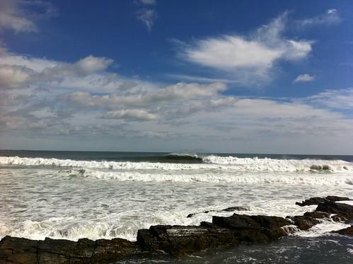 Ruggles Rhode Island Surf