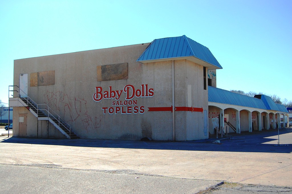 baby dolls dallas tx this location closed what once wa flickr