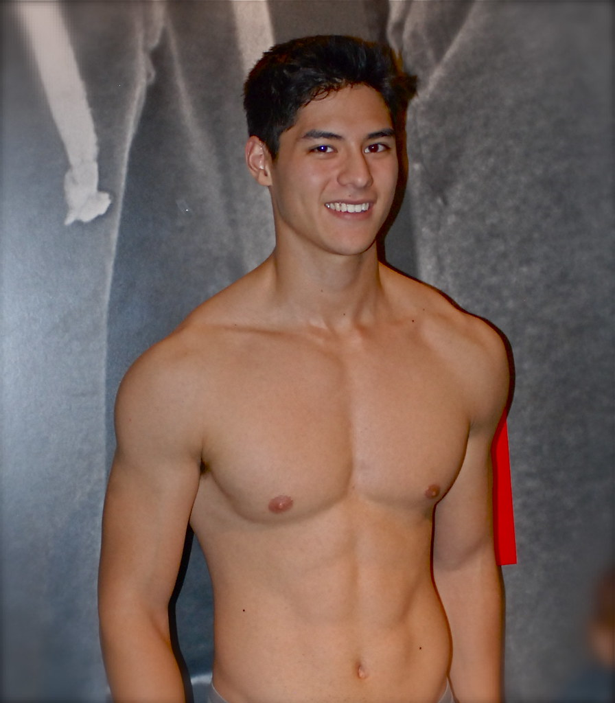 Abercrombie and Fitch Fifth Avenue Flagship Store Greeter ...