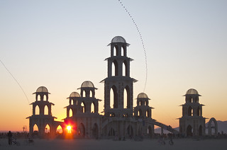 Burning Man 2011 | by Dustin Quasar