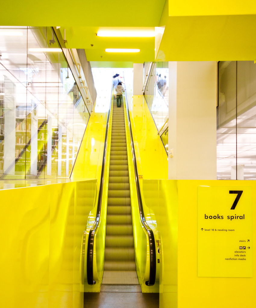 Seattle Public Library Oma Rem Koolhaas Oma S