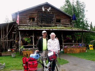 Joe and Doug Dougs Wild Ride ALASKA 2011 | by Davis Phinney Foundation
