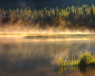 Mist on the Lake | by Exploring Light Photography