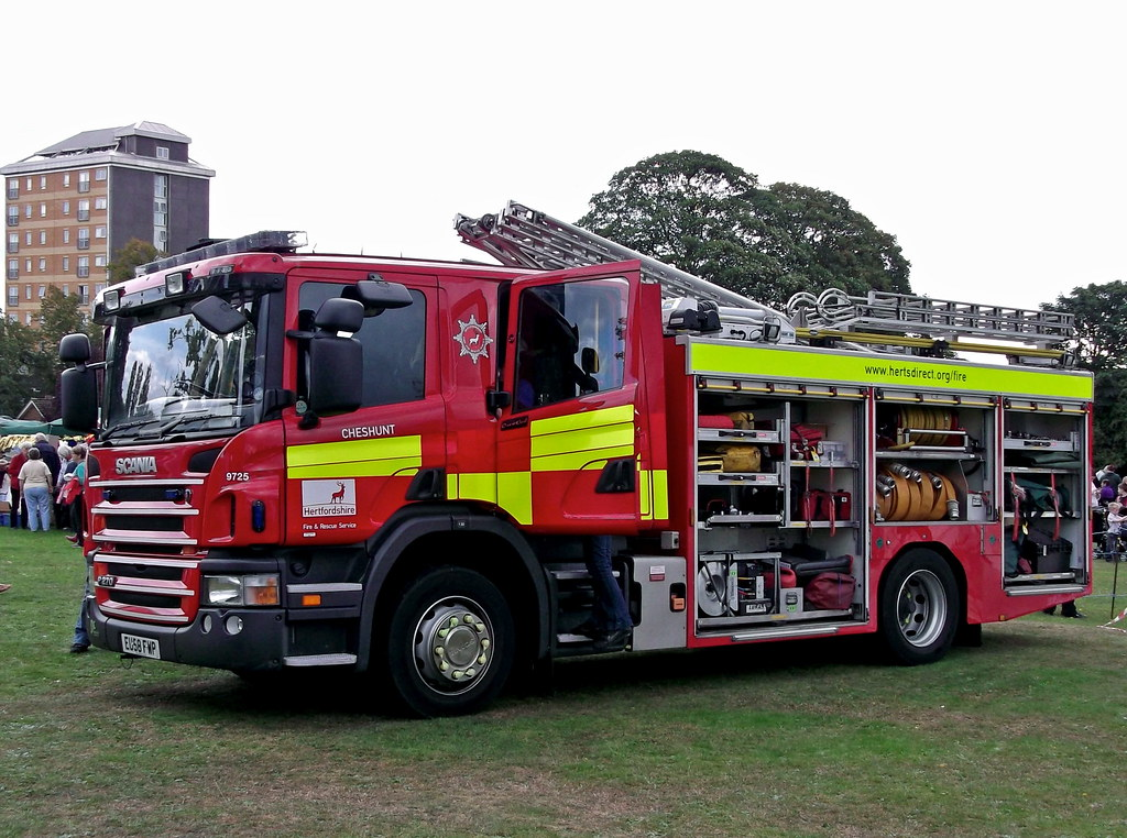 the fire engine - photo #35
