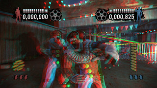 House of the Dead: OVERKILL Extended Cut 3D Screenshots | by SEGA of America