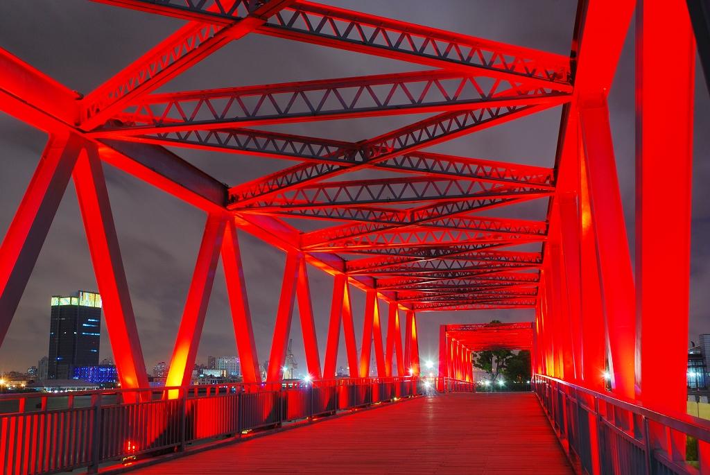 Red Bridge, Shanghai |...
