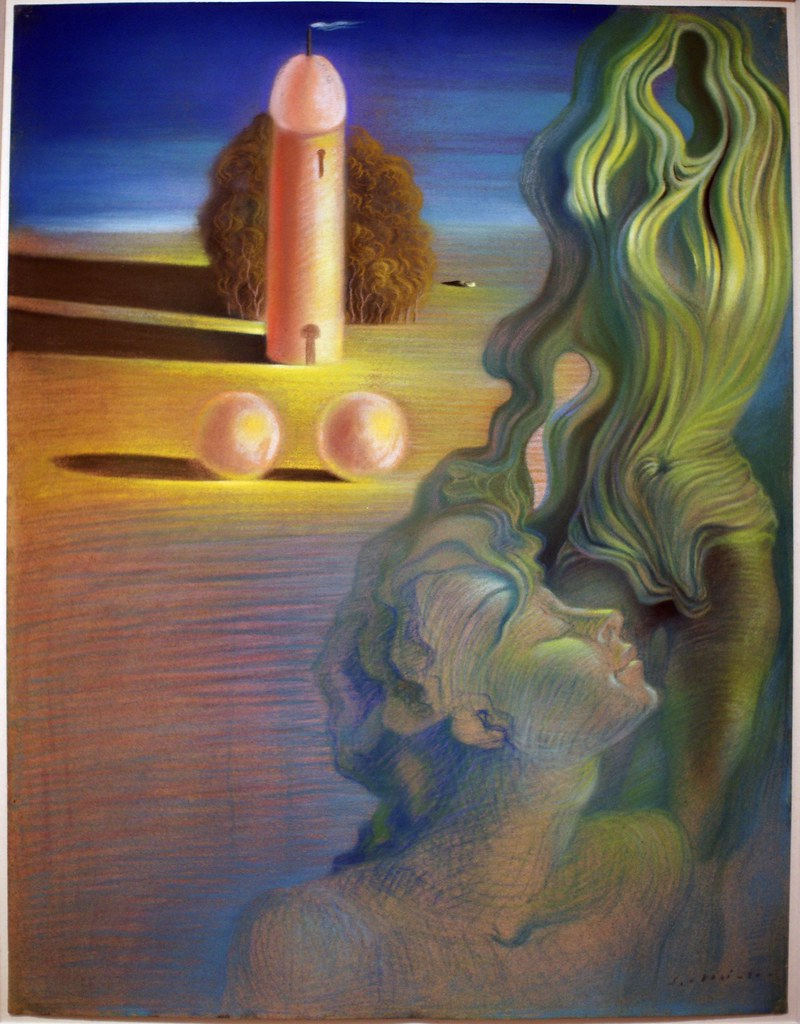 very little left to imagination salvador dali s sex crazed anthropomorphic tower