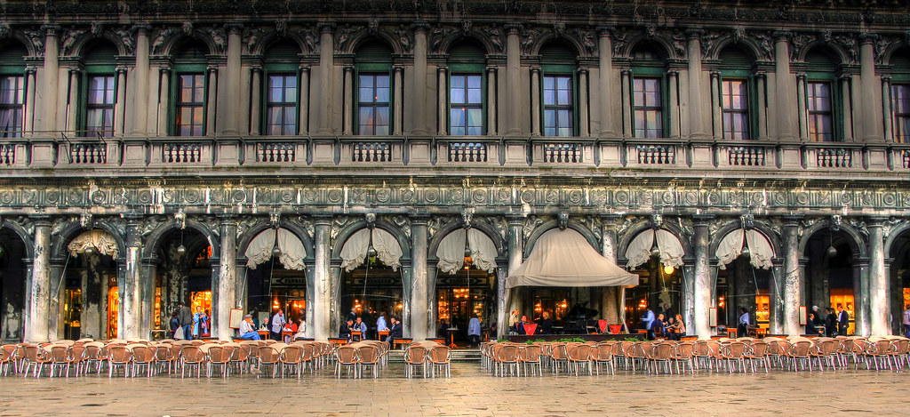 Cafe Florian Venecia Italia Septiembre 2010 El