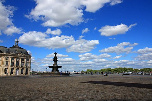 Bordeaux, France - Place de la Bourse | by calwhiz