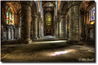 Dunfermline Abbey Medieval Nave | by carrmp