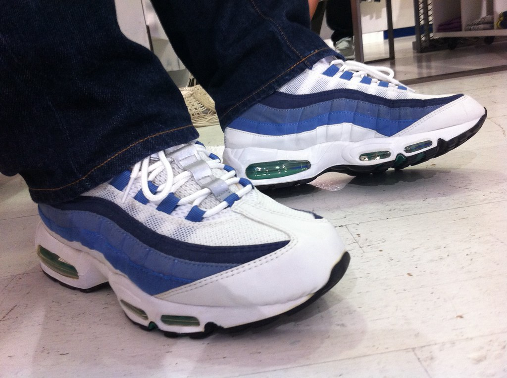 online store 3b80f 28734 Nike Air Max 95 'Slate' ('02). | Gooey Wong | Flickr