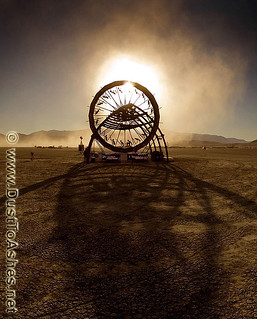 Burning Man 2011 Charon by Peter Hudson (part 1) | by Dust To Ashes